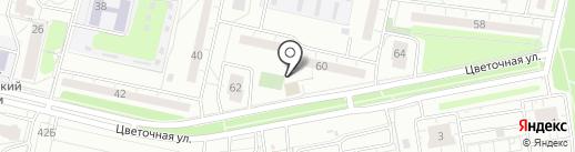 СпецТехСервис на карте Ижевска