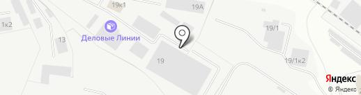 Вираж-Авто на карте Ижевска