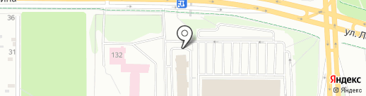 Максимус на карте Ижевска