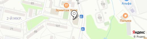 Виктория, ТСЖ на карте Ижевска
