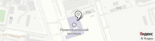 АРТ-Сервис на карте Ижевска