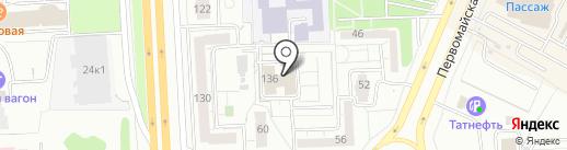 Нейрон на карте Ижевска