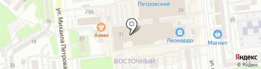 Rimma Allyamova на карте Ижевска