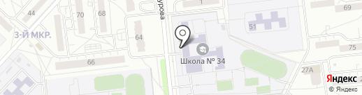 BabyStep на карте Ижевска