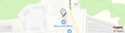 НАВИГАТОР18 на карте Ижевска