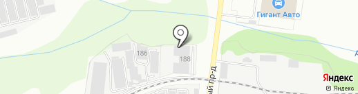 Центр инструмента на карте Ижевска