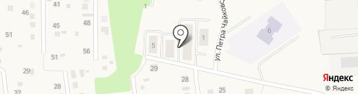 Родниковый край на карте Хохряков