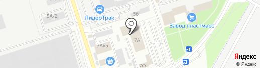 Кухонные системы на карте Ижевска