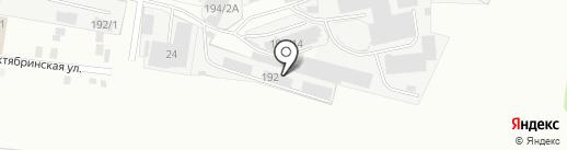 Горизонт на карте Ижевска