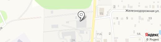 Лесторг на карте Хохряков
