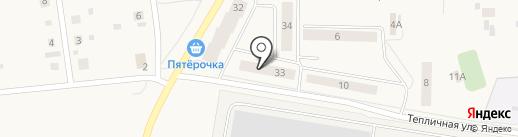 ГосАптека, ГУП на карте Хохряков