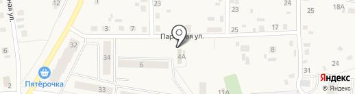 Олимп на карте Хохряков
