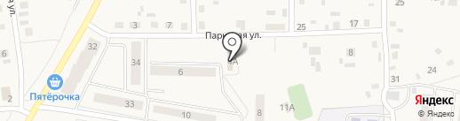 Участковый пункт полиции №15 на карте Хохряков