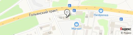 Настоящая пекарня на карте Октябрьского