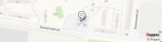 Детский сад на карте Хохряков