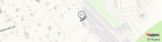 ДиС-Авто на карте Октябрьского