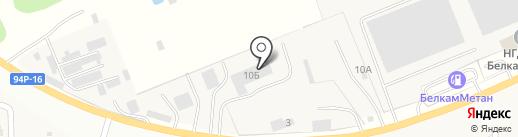 EcoHouse на карте Хохряков