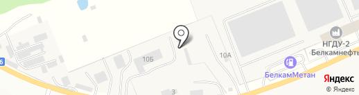 ПРЕССЛИТМАШ на карте Хохряков