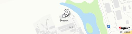 Лидер-К на карте Ижевска