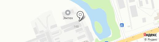 ФлаидТех на карте Ижевска