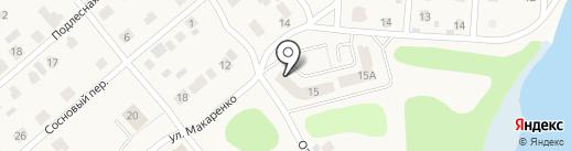Marvalex на карте Хохряков