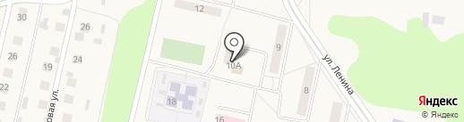 Участковый пункт полиции №11 на карте Первомайского