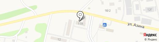 ИжГСХА на карте Первомайского