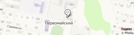Romack Mobel на карте Первомайского