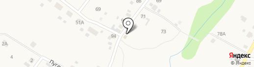 Продуктовый магазин на карте Завьялово