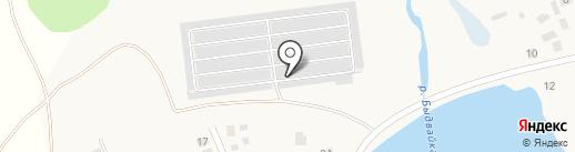 Геолог на карте Завьялово
