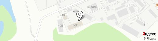 АльфаРесурс на карте Ижевска