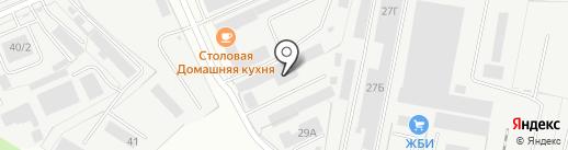 Форсунка18 на карте Ижевска