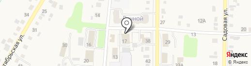 Завьяловский районный суд на карте Завьялово
