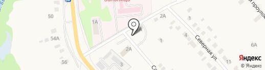 Магазин-пекарня на карте Завьялово