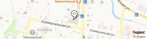Учасковый пункт полиции №3 на карте Завьялово