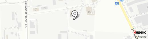 Квалитет на карте Ижевска