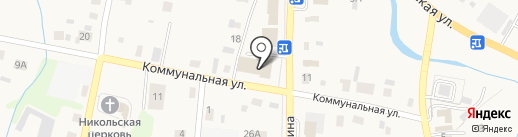 Участковый пункт полиции №18 на карте Завьялово