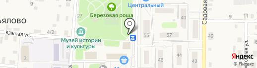 МТС, ПАО на карте Завьялово