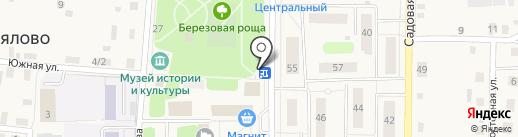 Тазалык на карте Завьялово