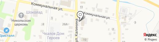 Стикс-ритуал на карте Завьялово