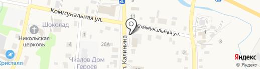 Банкомат, АК Барс банк, ПАО на карте Завьялово