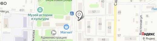 Мегафон на карте Завьялово
