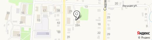 Администрация муниципального образования Завьяловское на карте Завьялово