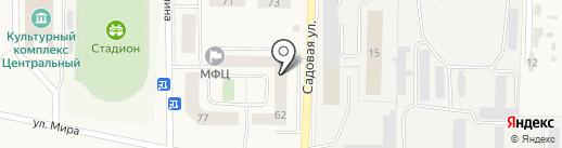 Акконд на карте Завьялово