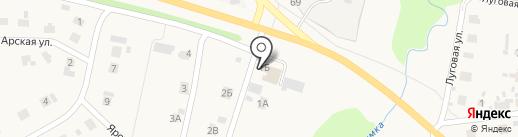 ВДНС на карте Завьялово