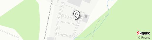 ПМК, ЗАО на карте Ижевска