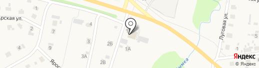 Близнецы на карте Завьялово
