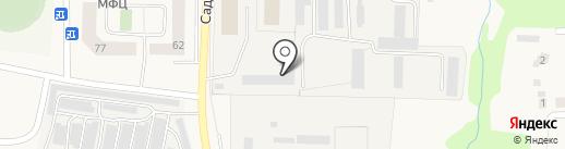 Завьяловоагропромснаб на карте Завьялово