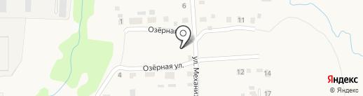 Пегас на карте Завьялово
