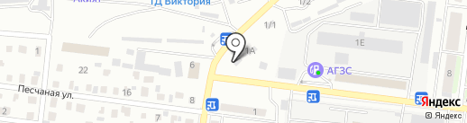Друг на карте Октябрьского
